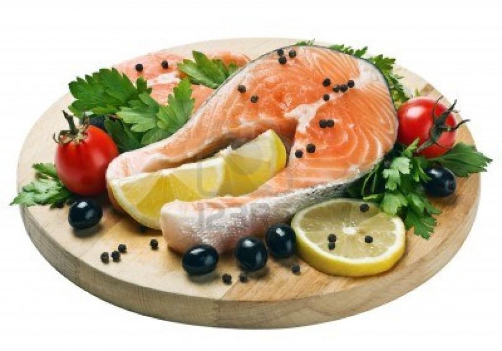Cocinar pescado en casa